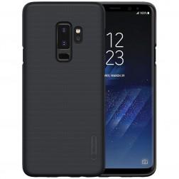 """Nillkin"" Frosted Shield dėklas - juodas (Galaxy S9+)"