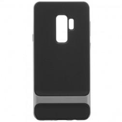 """""""Rock"""" Royce dėklas - juodas / pilkas (Galaxy S9+)"""