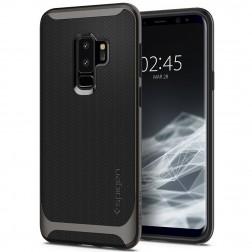 """Spigen"" Neo Hybrid dėklas - juodas (Galaxy S9+)"