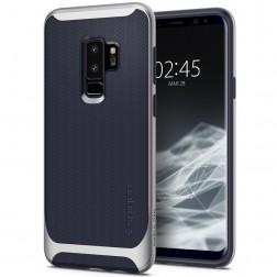 """""""Spigen"""" Neo Hybrid dėklas - mėlynas (Galaxy S9+)"""