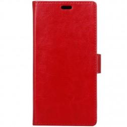 Atverčiamas dėklas - raudonas (Galaxy S9)