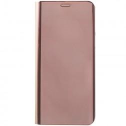 Plastikinis atverčiamas dėklas - rožinis (Galaxy S9)