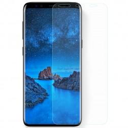 """""""ISME"""" apsauginė ekrano plėvelė (pilnai dengianti) - skaidri (Galaxy S9)"""