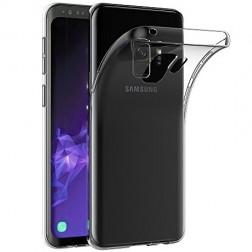 Ploniausias TPU dėklas - skaidrus (Galaxy S9)