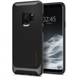 """Spigen"" Neo Hybrid dėklas - juodas (Galaxy S9)"
