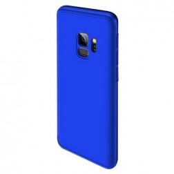 """Thin Fit 360"""" plastikinis dėklas - mėlynas (Galaxy S9)"""