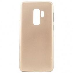 """""""X-Level"""" Guardian dėklas - auksinis (Galaxy S9)"""