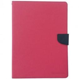 """""""Mercury"""" Fancy atverčiamas dėklas - rožinis (Galaxy Tab 4 10.1)"""