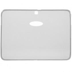 Ploniausias TPU skaidrus dėklas - pilkas (Galaxy Tab 4 10.1)