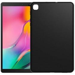 Kieto silikono (TPU) dėklas - juodas (Galaxy Tab A 10.1 2019)