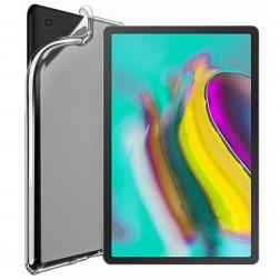 Kieto silikono (TPU) dėklas - skaidrus (Galaxy Tab A 10.1 2019)