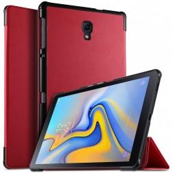 Atverčiamas dėklas - raudonas (Galaxy Tab A 10.5 2018)