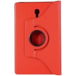 Atverčiamas dėklas (360°) - raudonas (Galaxy Tab A 10.5 2018)