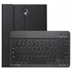 Atverčiamas dėklas su klaviatūra - juodas (Galaxy Tab A 10.5 2018)