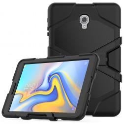 Sustiprintos apsaugos dėklas - juodas (Galaxy Tab A 10.5 2018)