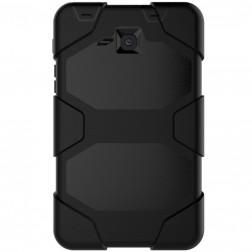 Sustiprintos apsaugos dėklas - juodas (Galaxy Tab A 7.0 2016)