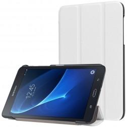 Atverčiamas dėklas - baltas (Galaxy Tab A 7.0 2016)