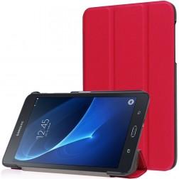 Atverčiamas dėklas - raudonas (Galaxy Tab A 7.0 2016)