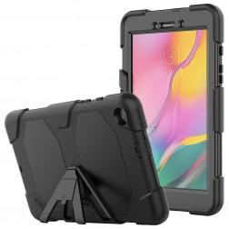 Sustiprintos apsaugos dėklas - juodas (Galaxy Tab A 8.0 2019)