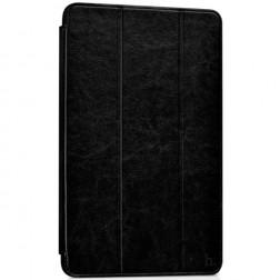 """""""HOCO"""" Retro atverčiamas dėklas - juodas (Galaxy Tab A 9.7)"""