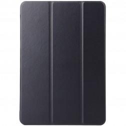 Atverčiamas odinis dėklas - juodas (Galaxy Tab A 9.7)