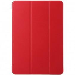 Atverčiamas odinis dėklas - raudonas (Galaxy Tab A 9.7)