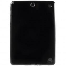 Kieto silikono (TPU) dėklas - juodas (Galaxy Tab A 9.7)