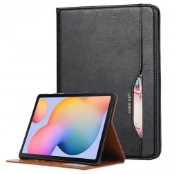 """""""Comma"""" atverčiamas dėklas - juodas (Galaxy Tab A7 Lite 8.7)"""