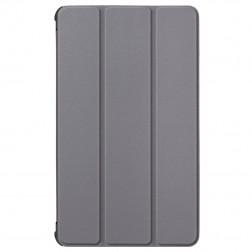 Atverčiamas dėklas - pilkas (Galaxy Tab A7 Lite 8.7)