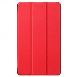 Atverčiamas dėklas - raudonas (Galaxy Tab A7 Lite 8.7)