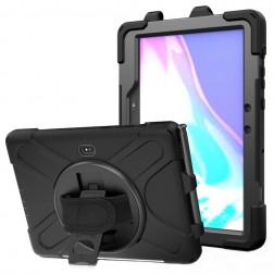 Sustiprintos apsaugos dėklas - juodas (Galaxy Tab Active Pro)