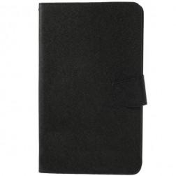 """""""Mercury"""" Fancy atverčiamas dėklas - juodas (Galaxy Tab Pro 8.4)"""