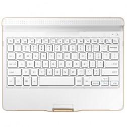"""""""Samsung"""" BT Keyboard Cover belaidė klaviatūra - dėklas, baltas (Galaxy Tab S 10.5)"""