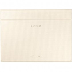 """""""Samsung"""" Book Cover atverčiamas dėklas - auksinis (Galaxy Tab S 10.5)"""