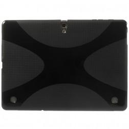 Kieto silikono (TPU) dėklas - juodas (Galaxy Tab S 10.5)