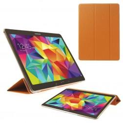 Atverčiamas dėklas - oranžinis (Galaxy Tab S 10.5)