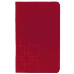 """""""Squares"""" atverčiamas dėklas - raudonas (Galaxy Tab S 8.4)"""