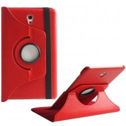 Atverčiamas dėklas (360°) - raudonas (Galaxy Tab S 8.4)