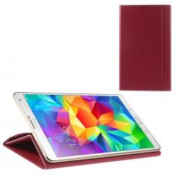 """""""Smart Case"""" atverčiamas dėklas - raudonas (Galaxy Tab S 8.4)"""