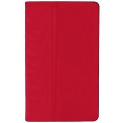 Klasikinis atverčiamas dėklas - raudonas (Galaxy Tab S 8.4)