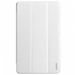 """""""Usams"""" atverčiamas dėklas - baltas (Galaxy Tab S 8.4)"""