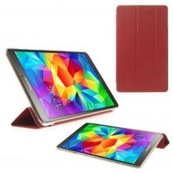 Atverčiamas dėklas - raudonas (Galaxy Tab S 8.4)