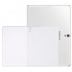 Kieto silikono (TPU) dėklas - skaidrus (Galaxy Tab S 10.5)
