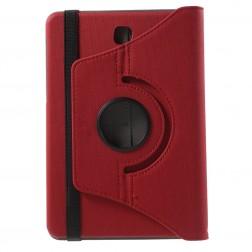 Atverčiamas dėklas (360°) - raudonas (Galaxy Tab S2 8.0)