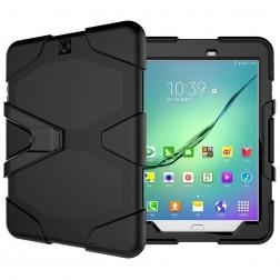 Sustiprintos apsaugos dėklas - juodas (Galaxy Tab S2 9.7 / Galaxy Tab S2 VE 9.7)