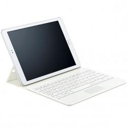 """""""Samsung"""" BT Keyboard Cover belaidė klaviatūra - dėklas, smėlio spalvos (Galaxy Tab S2 9.7 / Galaxy Tab S2 VE 9.7)"""