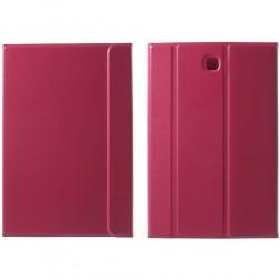 """""""Smart Case"""" atverčiamas dėklas - tamsiai rožinis (Galaxy Tab S2 8.0)"""