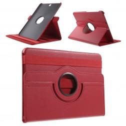 Atverčiamas dėklas (360°) - raudonas (Galaxy Tab S2 9.7 / Galaxy Tab S2 VE 9.7)