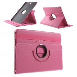 Atverčiamas dėklas (360°) - rožinis (Galaxy Tab S2 9.7 / Galaxy Tab S2 VE 9.7)