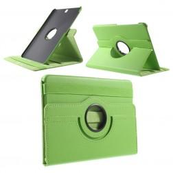 Atverčiamas dėklas (360°) - žalias (Galaxy Tab S2 9.7 / Galaxy Tab S2 VE 9.7)